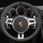 Limited Porsche 911 Turbo S China 10 Year Anniversary Edition Interior Steering wheel
