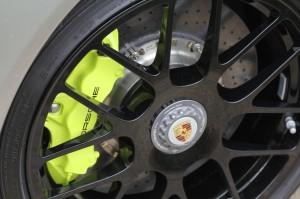 Limited edition: Porsche 911 Turbo S Edition 918 Spyder Wheel Disc brakes