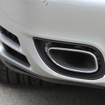 Limited edition: Porsche 911 Turbo S Edition 918 Spyder Exhaust