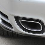 Limited edition: Porsche 911 Turbo S Edition 918 Spyder Exhaust