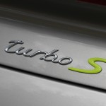 Limited edition: Porsche 911 Turbo S Edition 918 Spyder Sign
