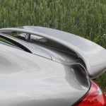 Limited edition: Porsche 911 Turbo S Edition 918 Spyder Rear spoiler