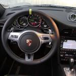 Limited edition: Porsche 911 Turbo S Edition 918 Spyder Interior Steering wheel