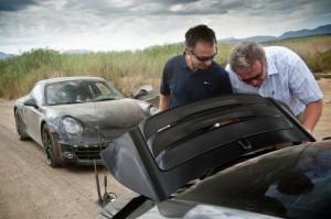 New Porsche 911 (Porsche 991) first drive