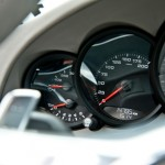 New Porsche 911 (Porsche 991) first drive Interior Dashboard