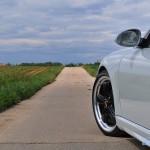 Porsche 911 Sport Classic 2011 Side angle view